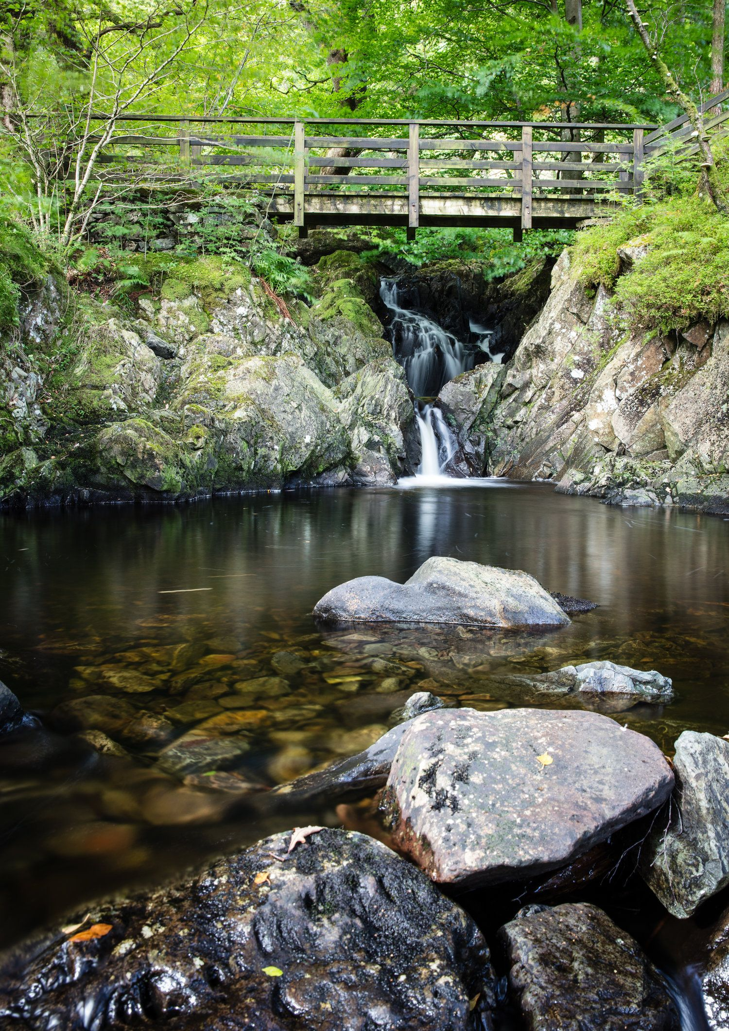 launchy gill beside thirlmere | Outdoor, Lake district ...