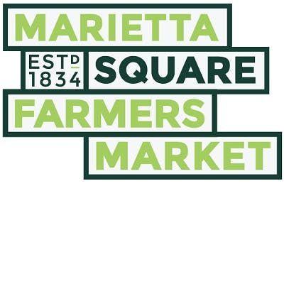 Marietta Square Farmers Market | Farmers market logo ...