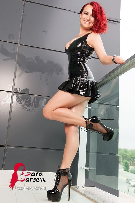 Dressing In Latex Porn