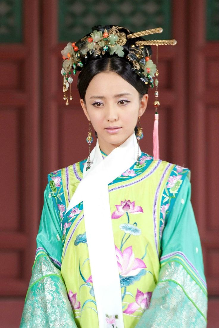 Chinese Traditional Women Print Flower Tong Top Oriental ... |Sweet Elegant Ancient Chinese Girl