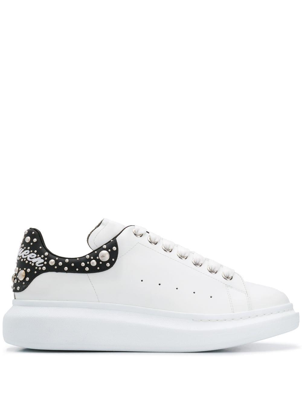 Alexander Mcqueen Oversize Sneakers In