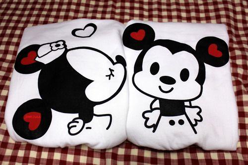 Disney Couple Shirts Tumblr