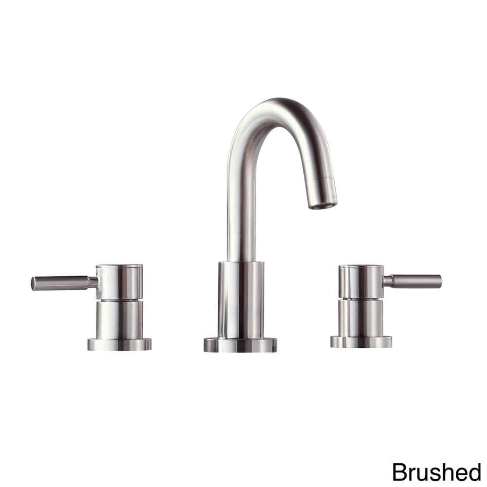 Avanity Positano 8 Inch Widespread Bath Faucet | Overstock.com Shopping    The Best Deals On Bathroom Faucets