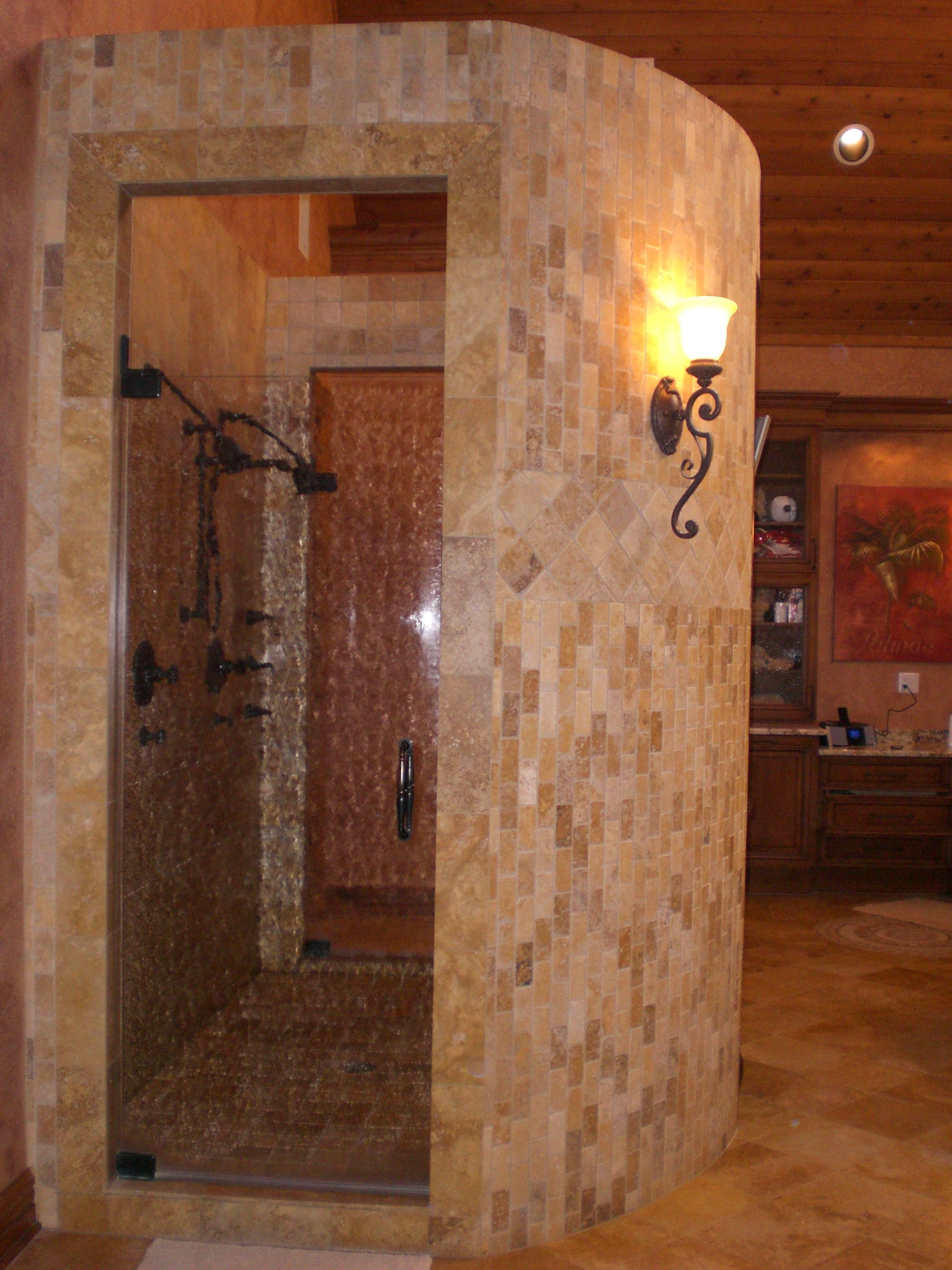 Image detail for -Walk through shower | Master Bath Ideas ...
