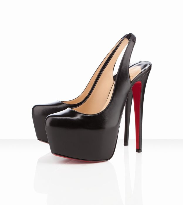 chaussure louboutin femme solde