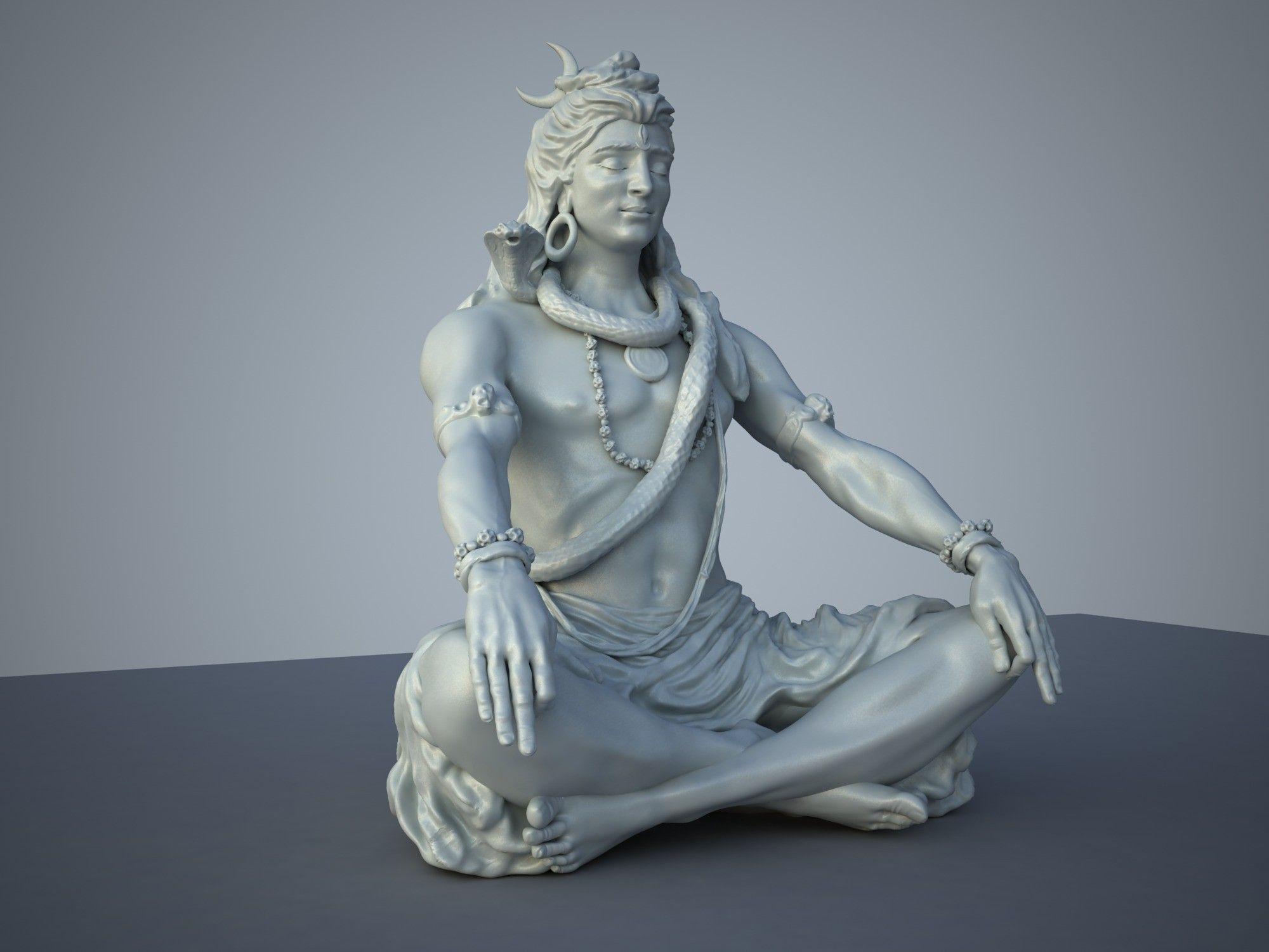Pin by Aroub Shah on UP Board | Lord shiva statue, Shiva