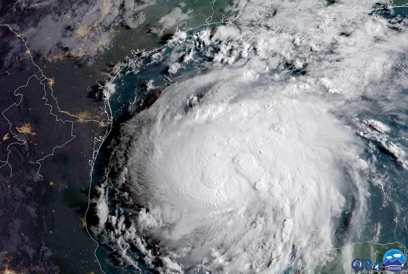 Officials Warn Residents In Hurricane Harvey S Path Get Out Now National Hurricane Center Hurricane Storm