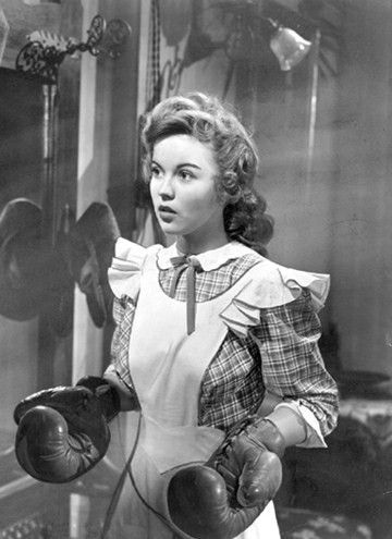 Shirley Temple Playing Corliss Archer In Kiss And Tell My