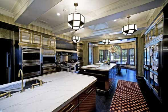 Kelly Wearstler Redesigned Her Home In Beverly Hills | Celebrity Cribs