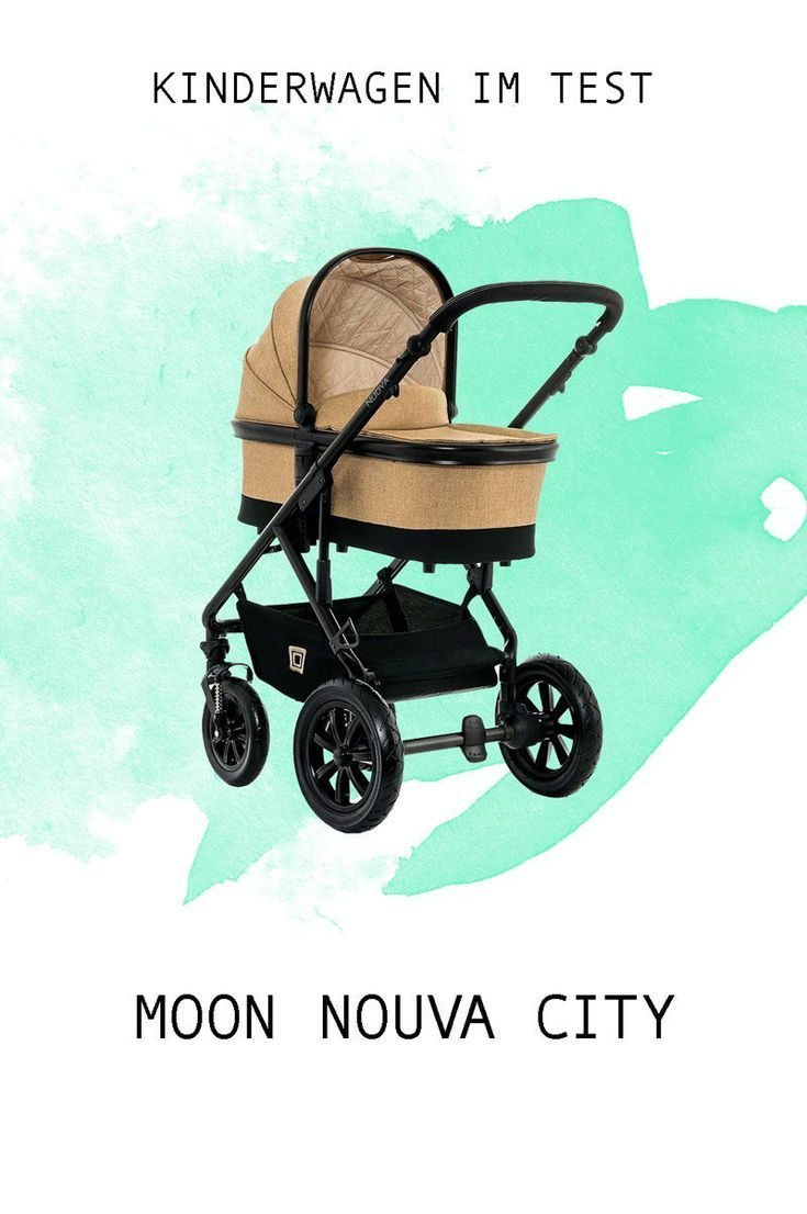 Moon Kinderwagen Reifen Der Moon Nuova City Kombi Kinderwagen Im Test Mamablogs