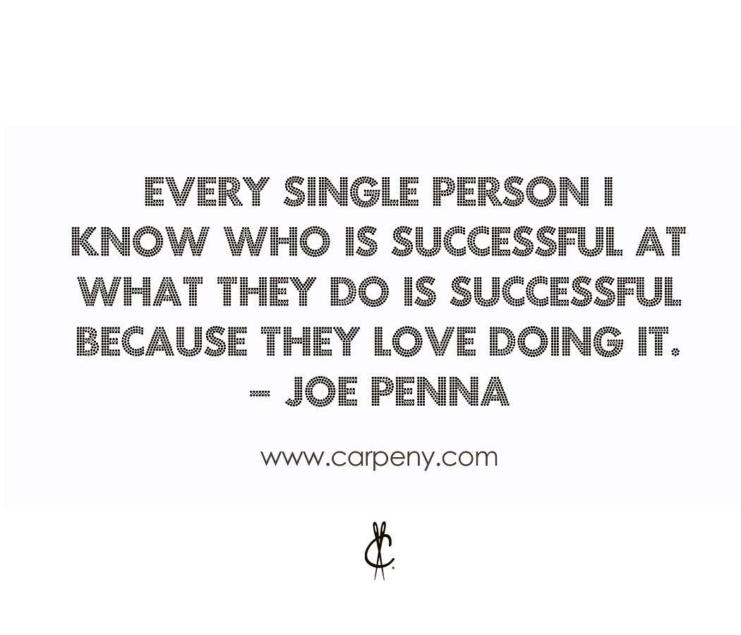 uote of the day from #joepenna #quote #carpeny #howicarpe #success #entrepreneur #possibilities