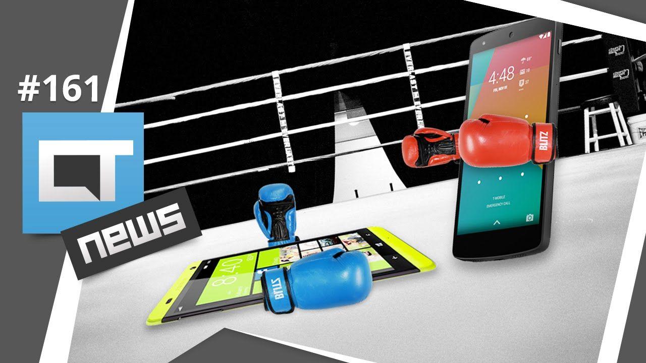 nice Fim do Windows Phone, Galaxy S7 gigante, drone da Xiaomi e +