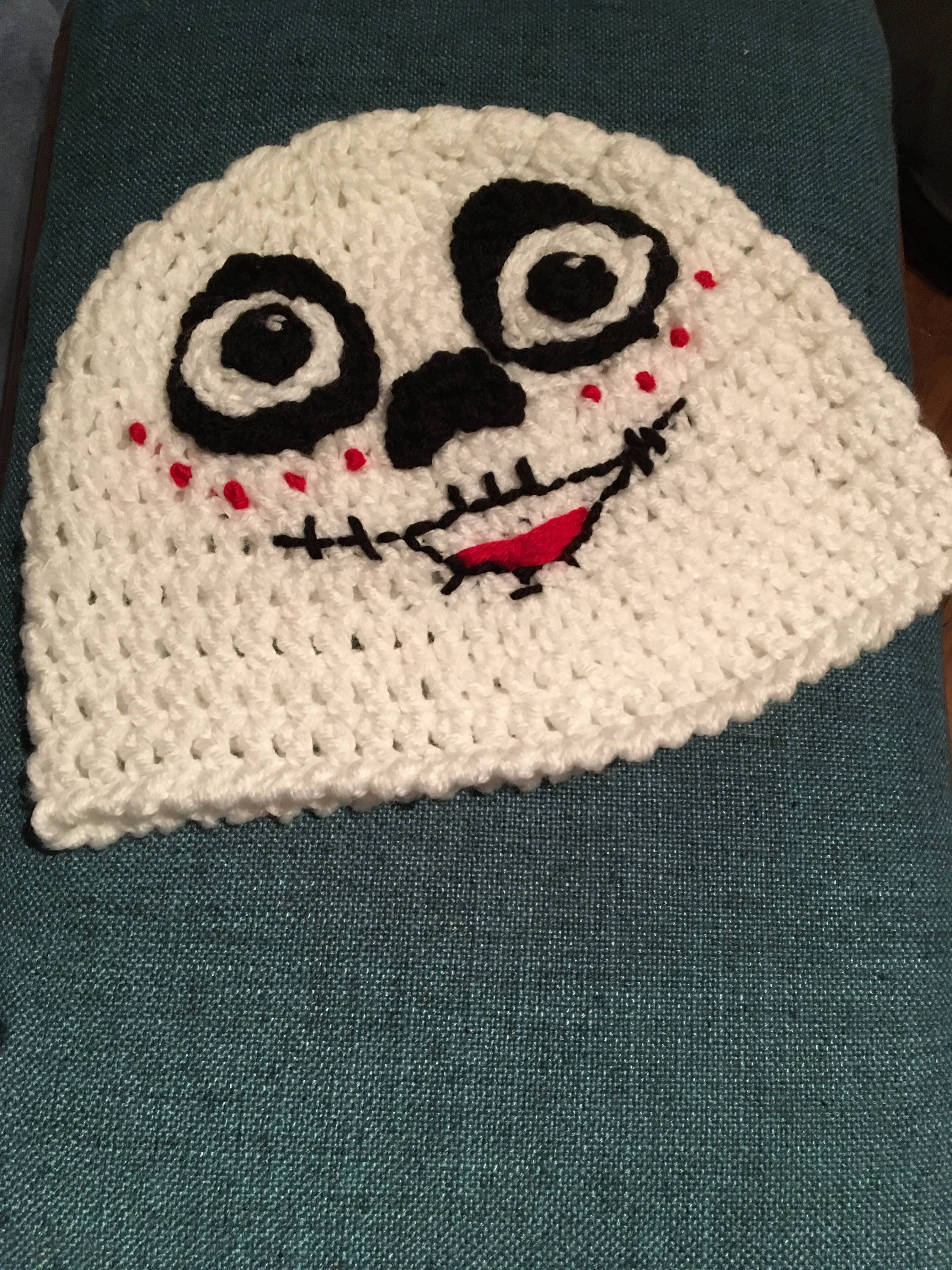 Coco Movie Disney Pixar Miguel Crocheted Hat Child Beanie OOAK by ...