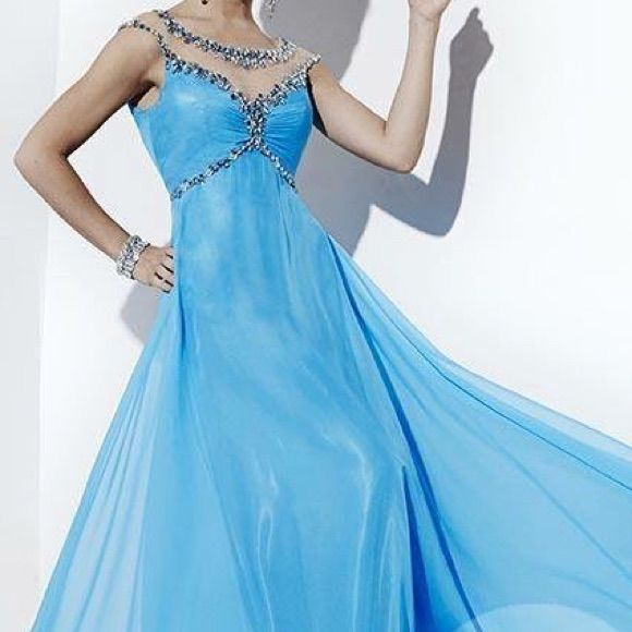 Nwt Studio 17 Prom Or Pageant Gown