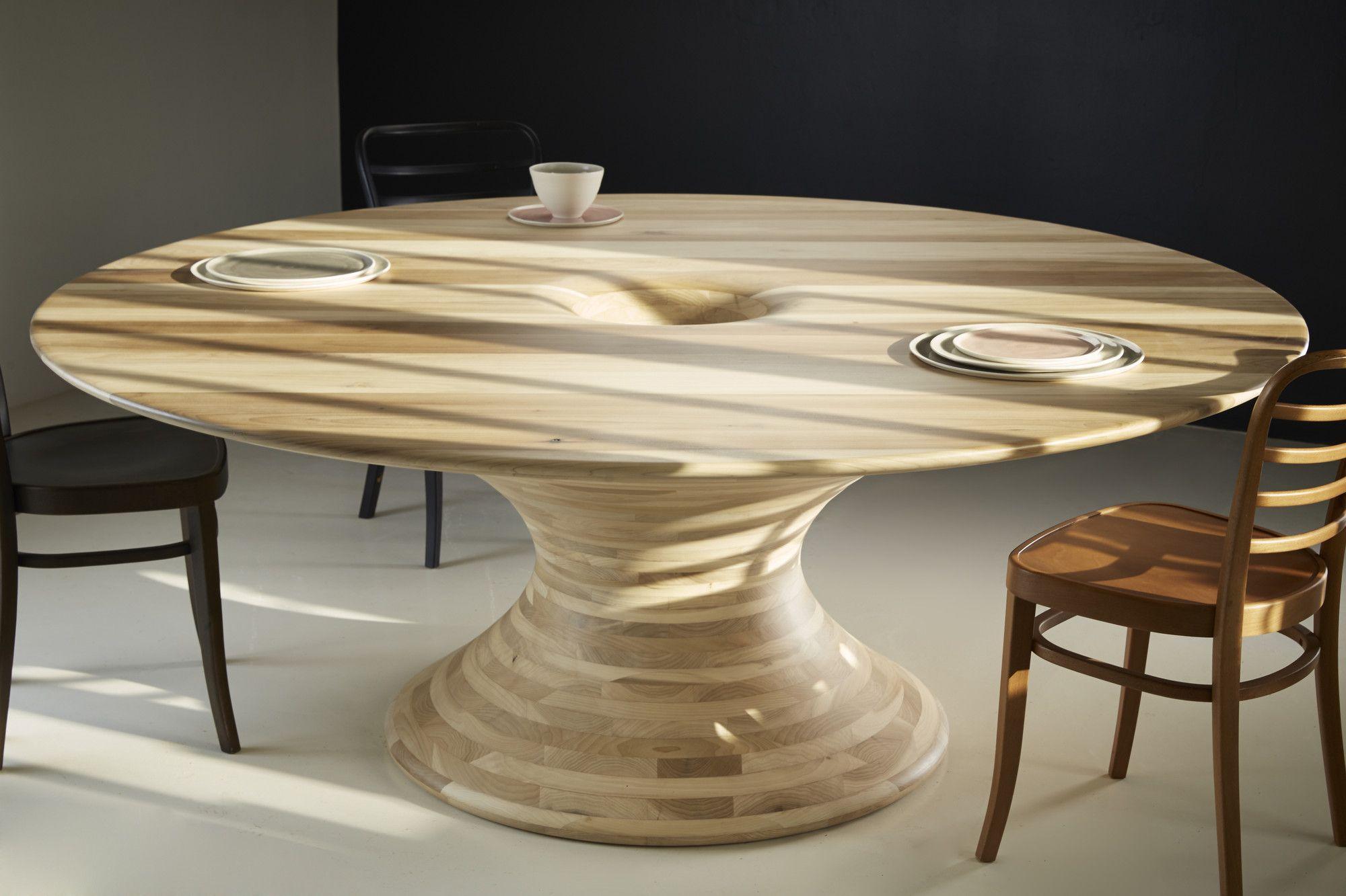 Dining Table Alex De Rijke + Barnby & Day