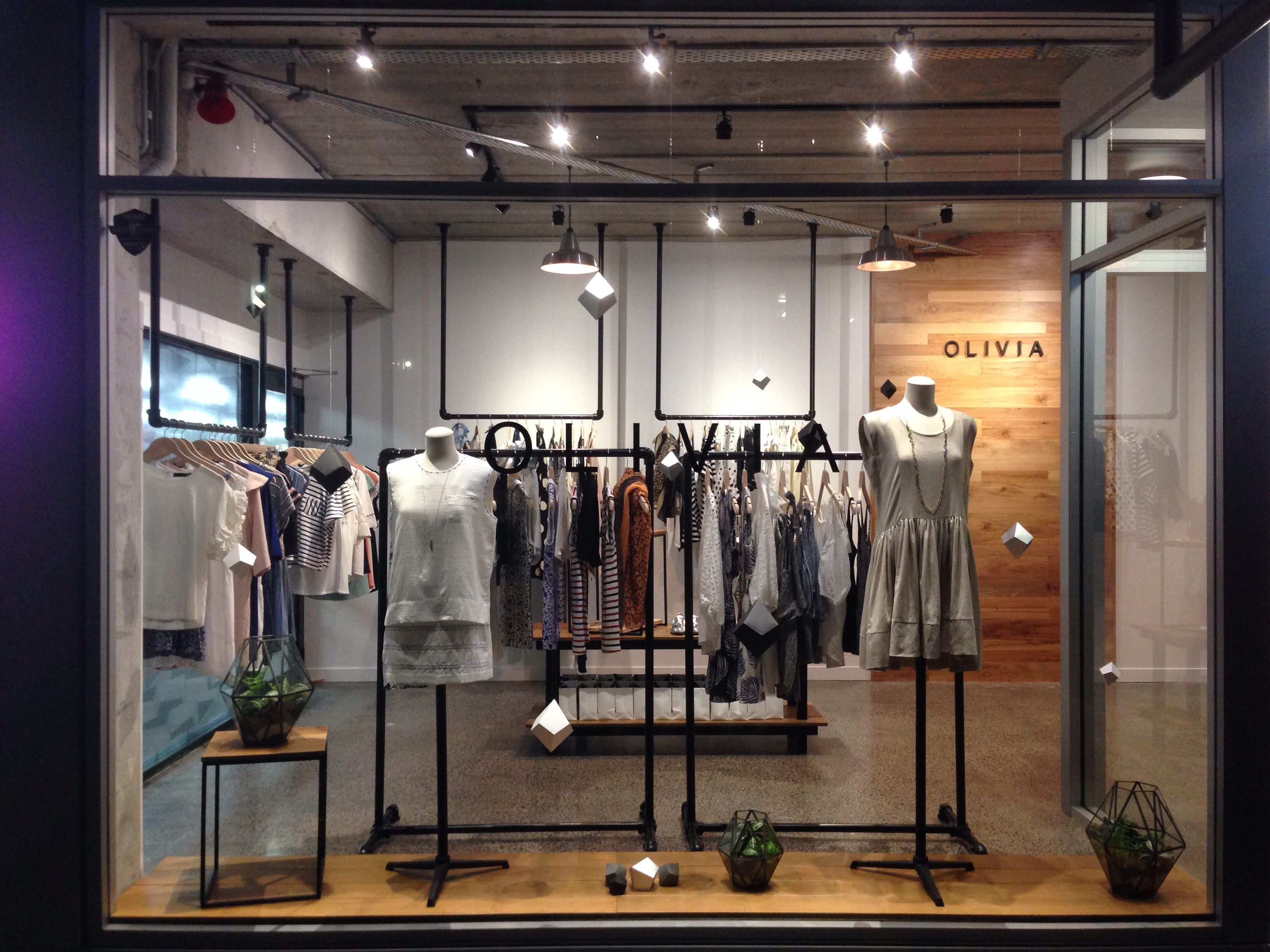 Retail Design Shop Fitting Clothing Boutique Fit Out Auckland Cafe