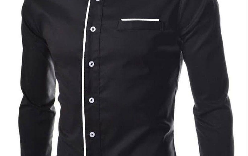 Model Baju Kemeja Pria 2019