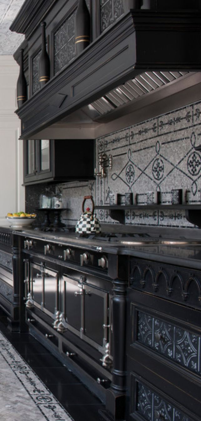 Italian Kitchen Design Ideas