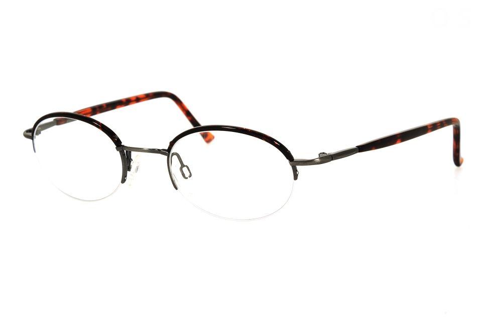 Metall Optische Gläser Rahmen Myopie Rezept Brillen Rahmen Für Frauen Brillen Klar Brille Spektakel Rahmen Angenehm Zu Schmecken Bekleidung Zubehör