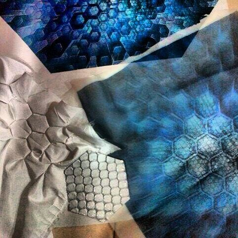 Dise o de indumentaria texturas para los desfiles eamoda for Escuela argentina de diseno