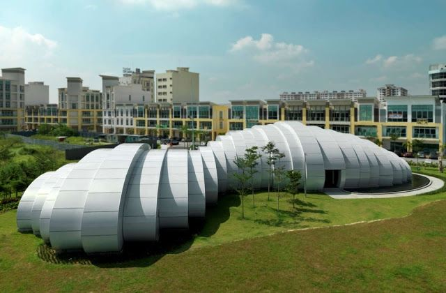 Image 1 Of 31 From Gallery Of The POD / Hijjas Kasturi Associates Sdn With Studio  Nicoletti Associati. H Lin Ho Courtesy Of PJCC Awesome Ideas