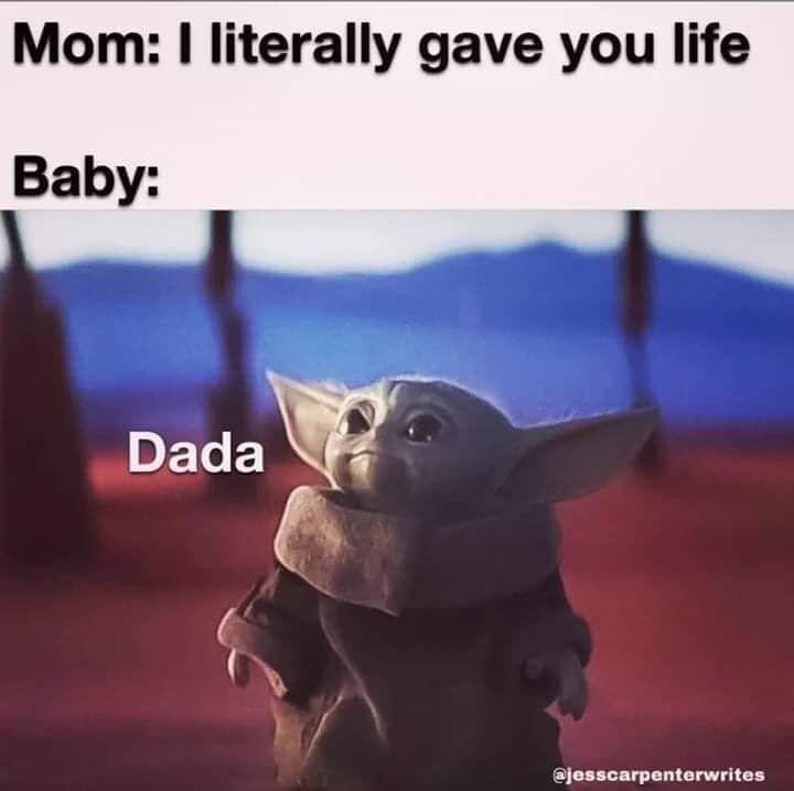 Ok Boomer Meme Wallpaper Ok Boomer Meme Yoda Meme Baby Animals Super Cute Memes