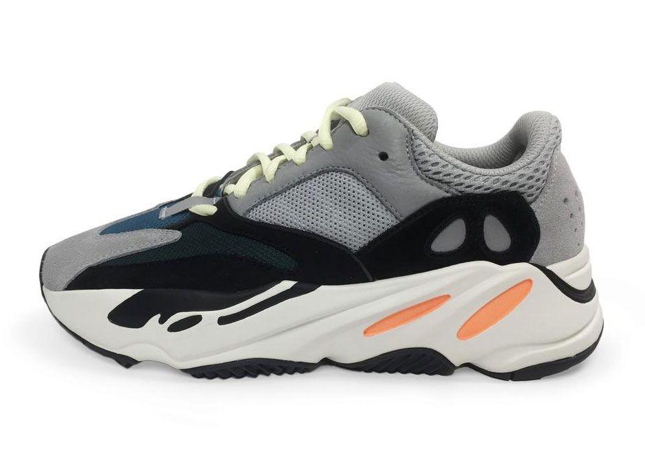 #sneakers #news Kanye West Releases adidas Yeezy Wave Runner 700