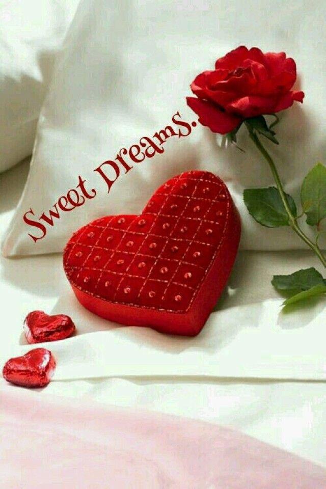 Sweet Dreams Valentines Day Good Nights Good Night Sweet