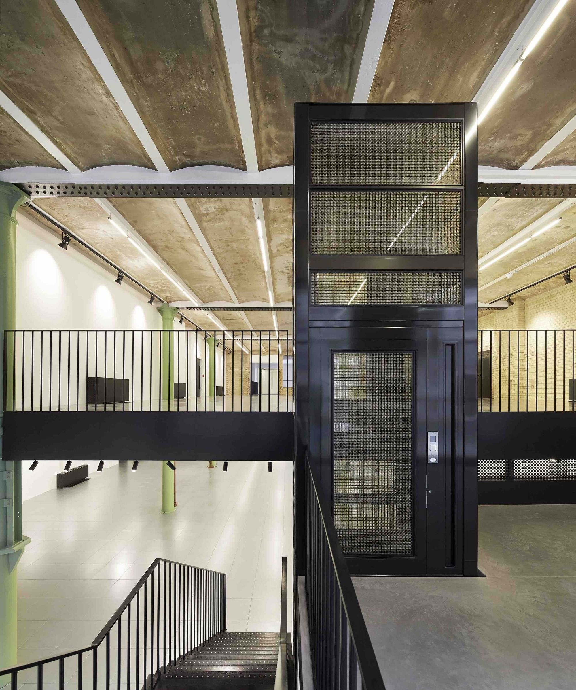 Best The Studio Squire And Partners Commercial Architecture 400 x 300