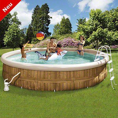 Pool Für Garten garten pool ein pool für die ganze familie reinspringen und