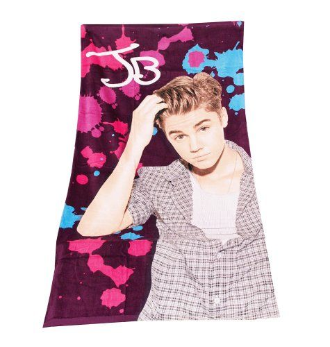 Justin Beach Towel(Splotch) EverydaySpecialcom http://www.amazon.com/dp/B00BGGFOQC/ref=cm_sw_r_pi_dp_lTU9wb1DESPNB  20 each