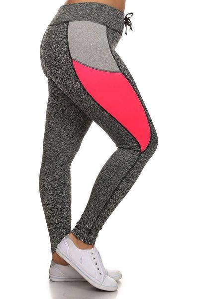 You Glow Mesh Capri Leggings | Zumba Fitness Shop