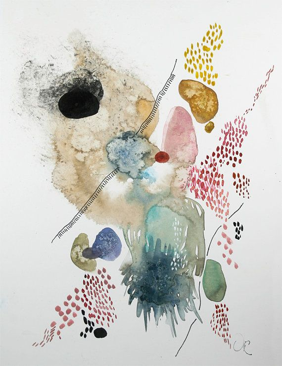 24166fc48ee07 Contemporary Modern Art - an Original Abstract Painting on ...