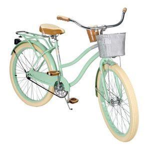 Huffy Deluxe 26 Women S Bike Mint Green Lady Cruiser Bicycle Cruiser Bicycle Cruiser Bike Beach Bicycle