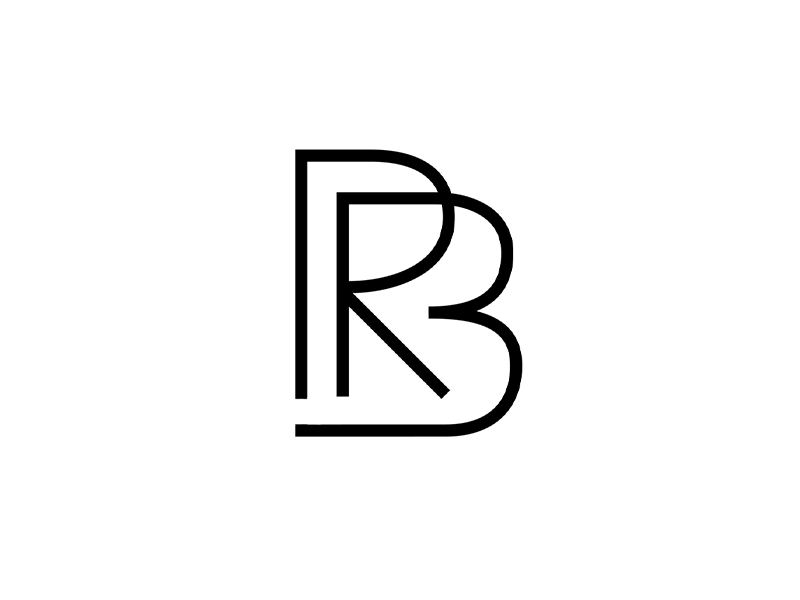RB Monogram | Management, Logos and Monograms