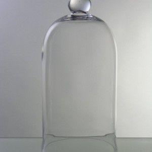 Cloche Bell Vase Wedding Centrepiece Beauty And Beast Idea 16 Mp