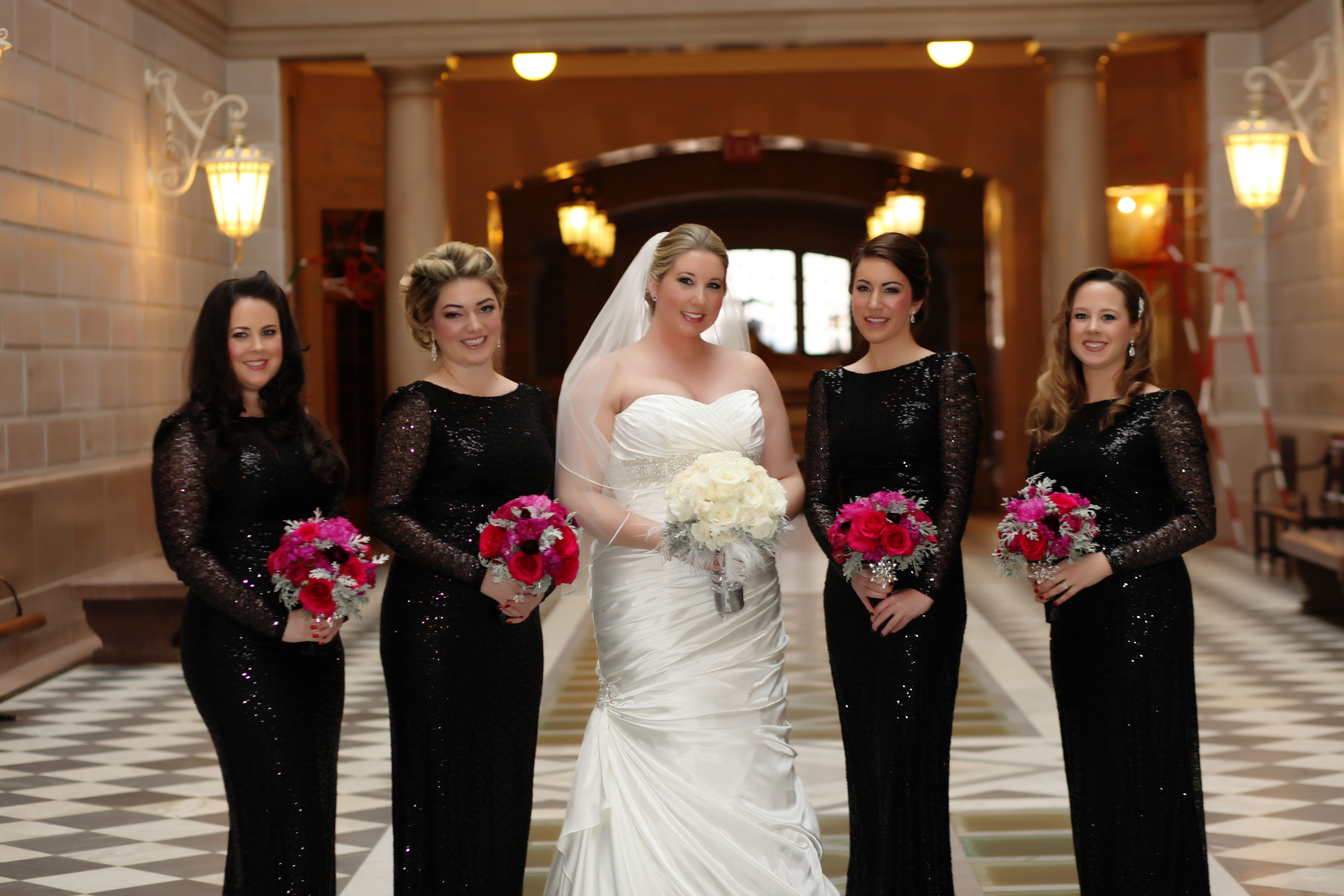 The girls bouquets by stems featuring brian ambrose photography