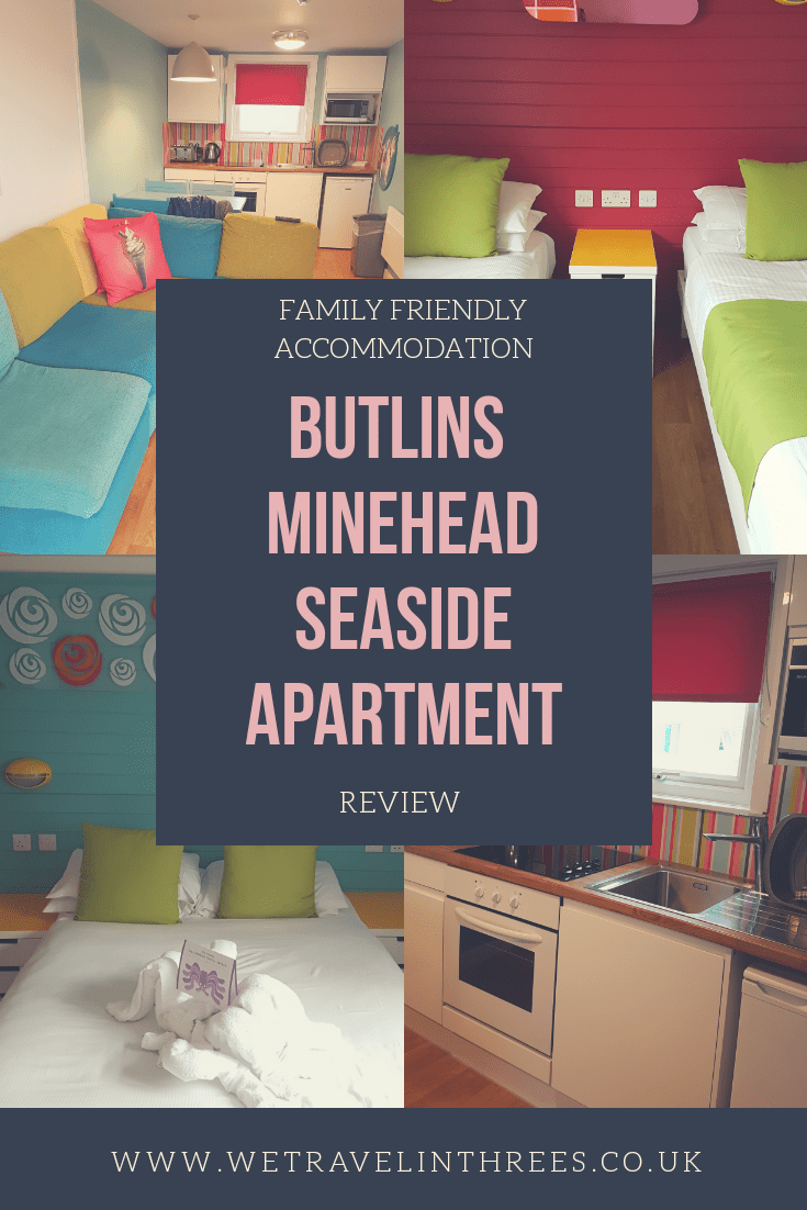 Butlins Seaside Apartment Review
