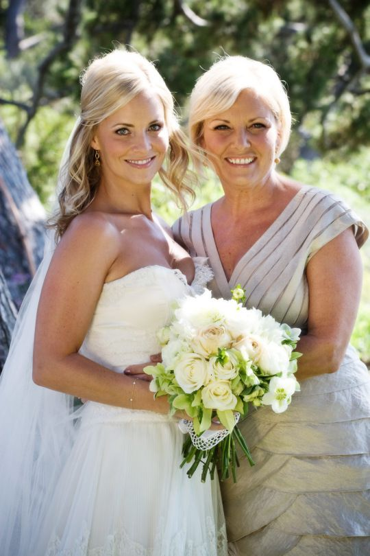 Mother-Daughter Wedding Moments | Oh Lovely Day | Jennifer Roper Photography