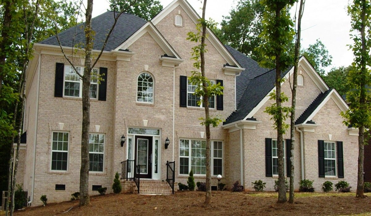 West contemporary exterior raleigh by triangle brick company - Triangle Brick Company Washed White Weathered Beauty