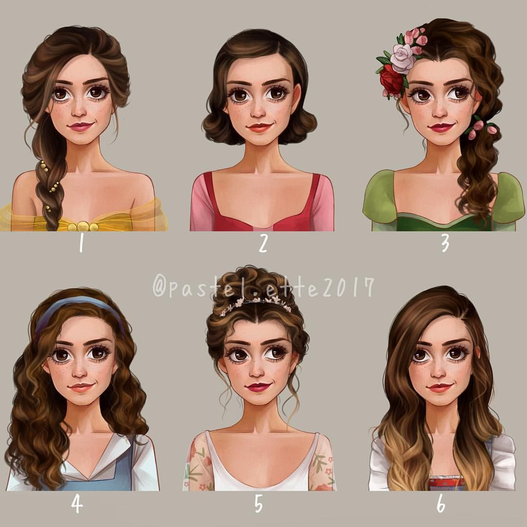 I Tried To Merge The 1991 Belle Together With Emma Watson But Im