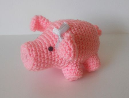 Little Pig Pattern | Projets à essayer | Pinterest | Anleitungen