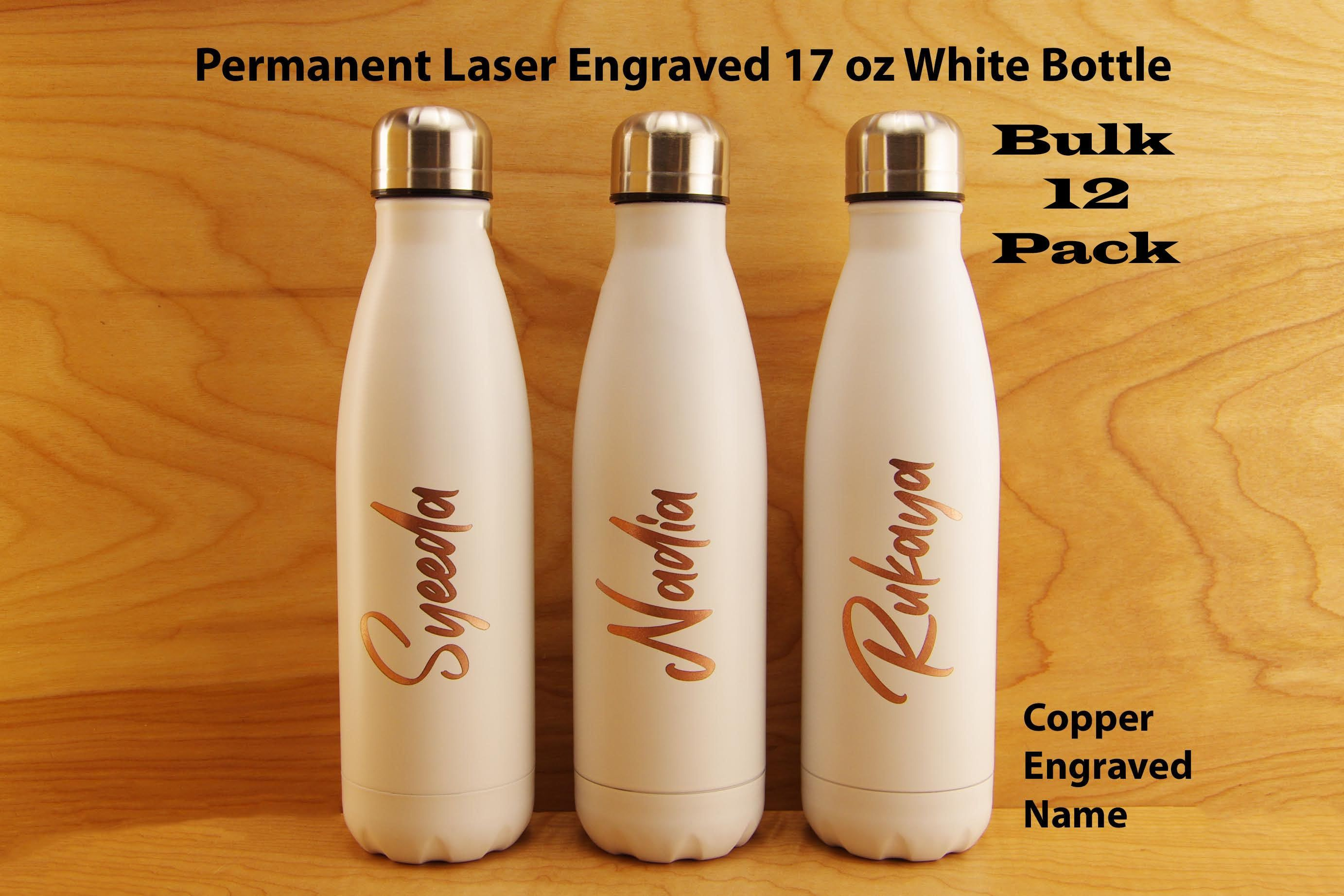12 Personalized Swell Water Bottles Custom Name Bottle