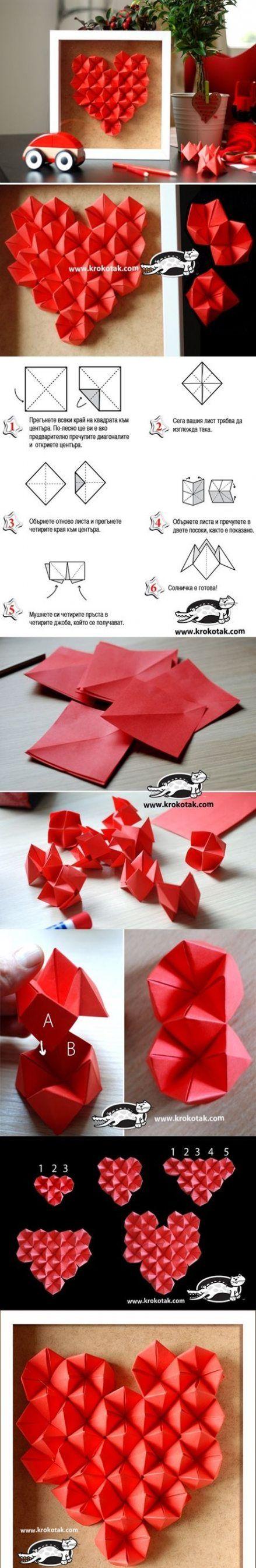 62+ Ideas Origami Modular Ball Paper Flowers #flowers #origami
