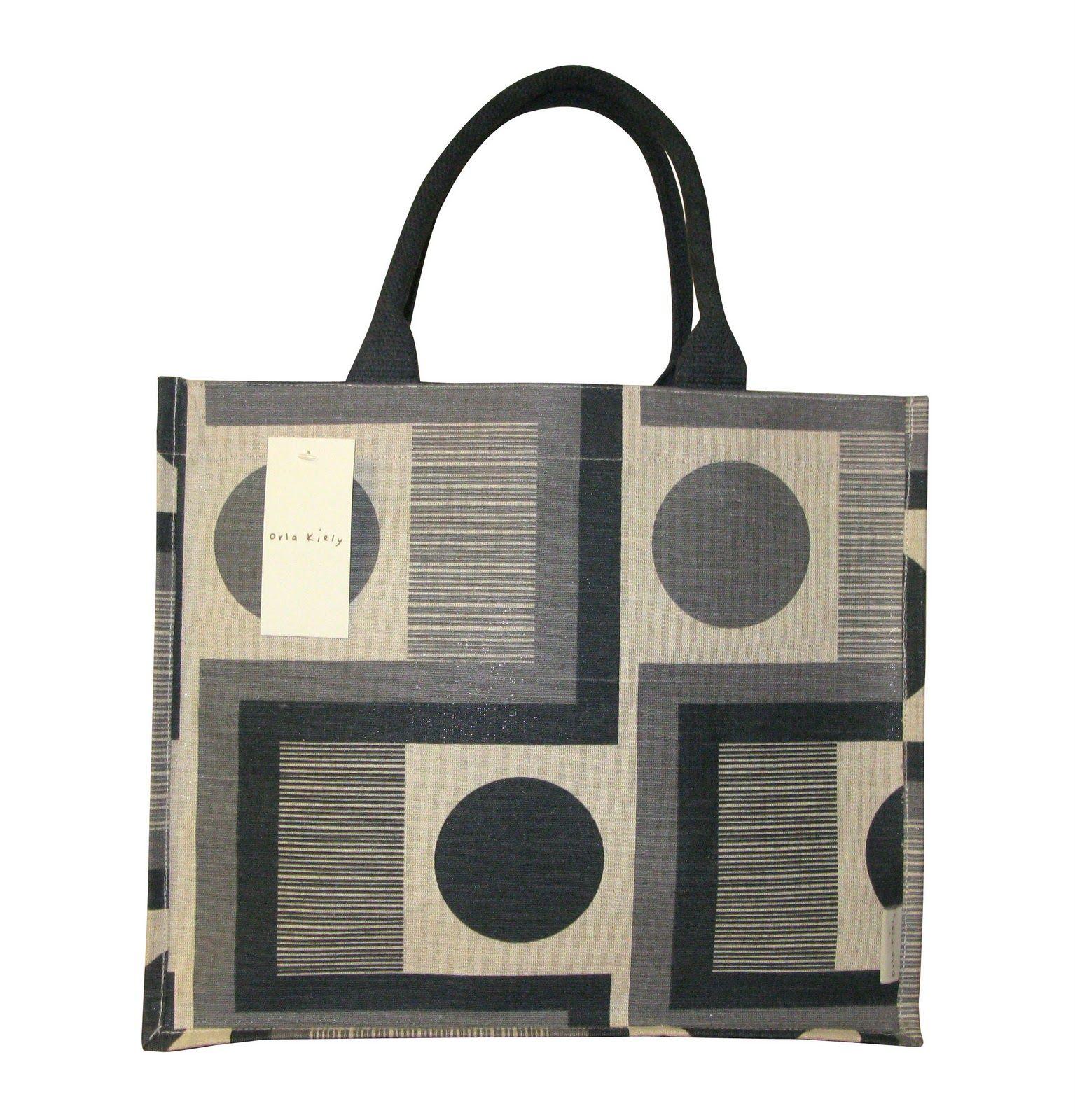 Orla Kiely Tesco shopping bag #2