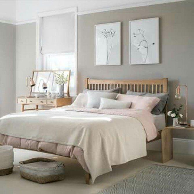Todo Al Gris Apuesta Por La Serenidad En Tu Hogar Decoraciones De Dormitorio Decoración Del Dormitorio Dormitorios