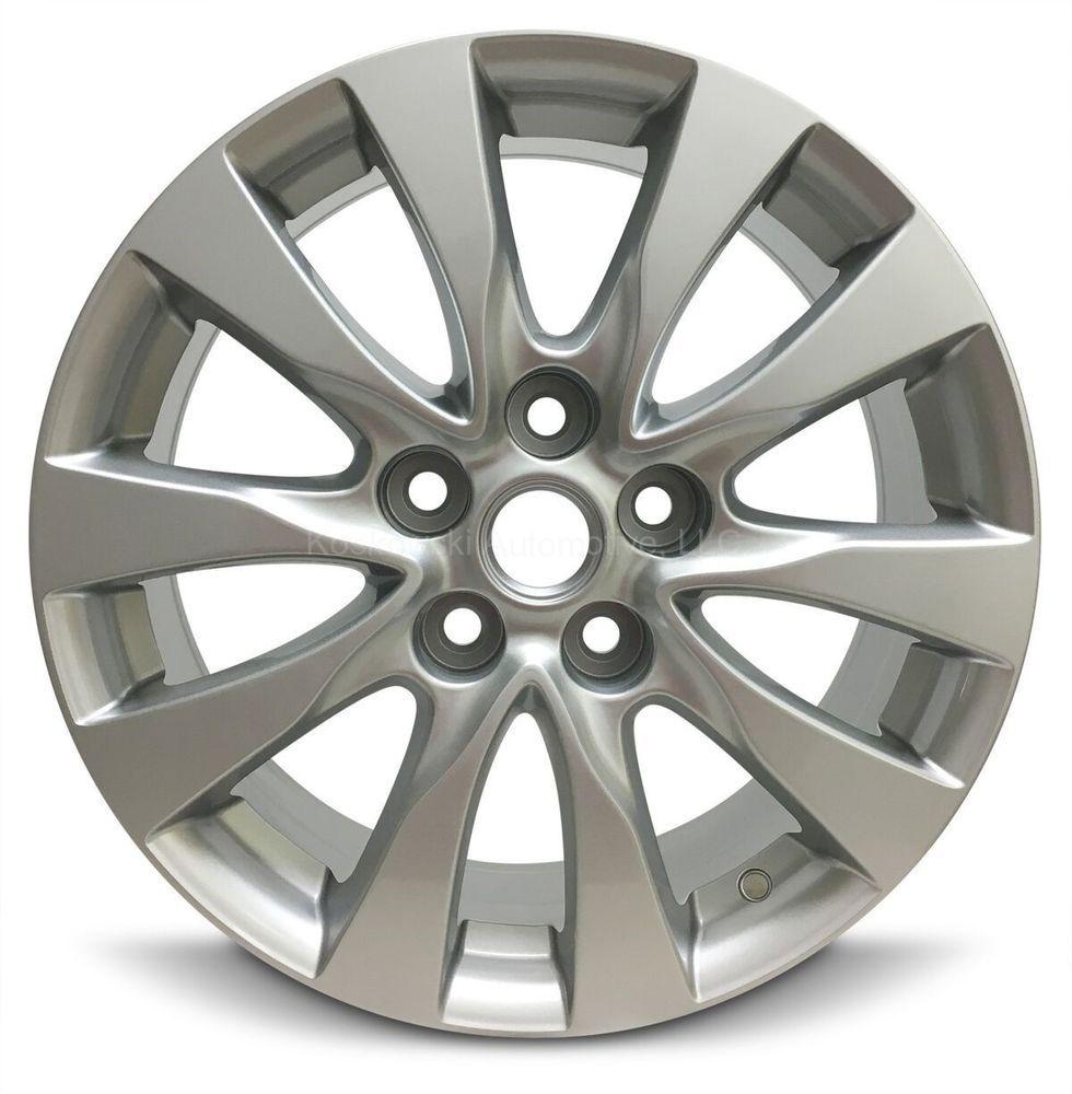 Buick Lacrosse 17 Aluminum Wheel New 14 15 16 09011319 Roadready Buick Lacrosse Wheel Rims Aluminum Wheels
