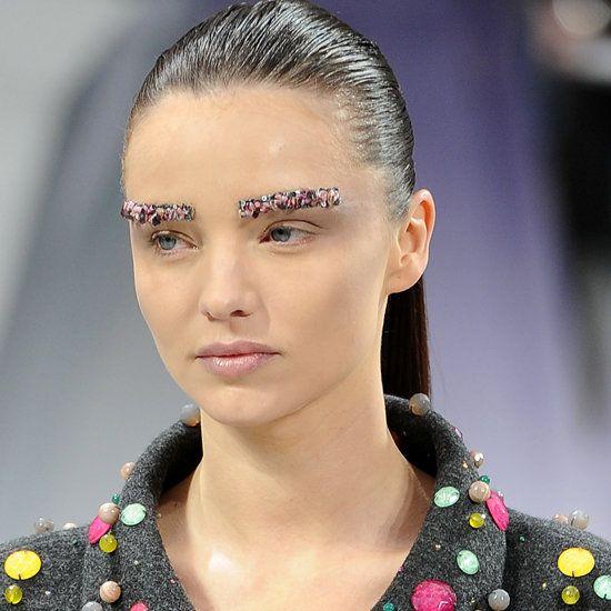 Chanel eyebrow