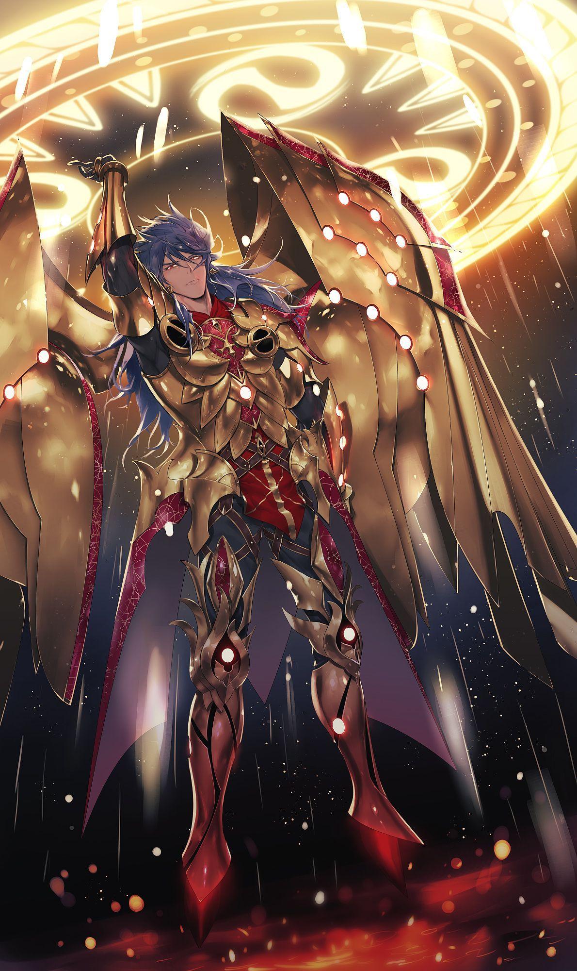 蝉 on Twitter in 2020 Gilgamesh fate, Fate stay night