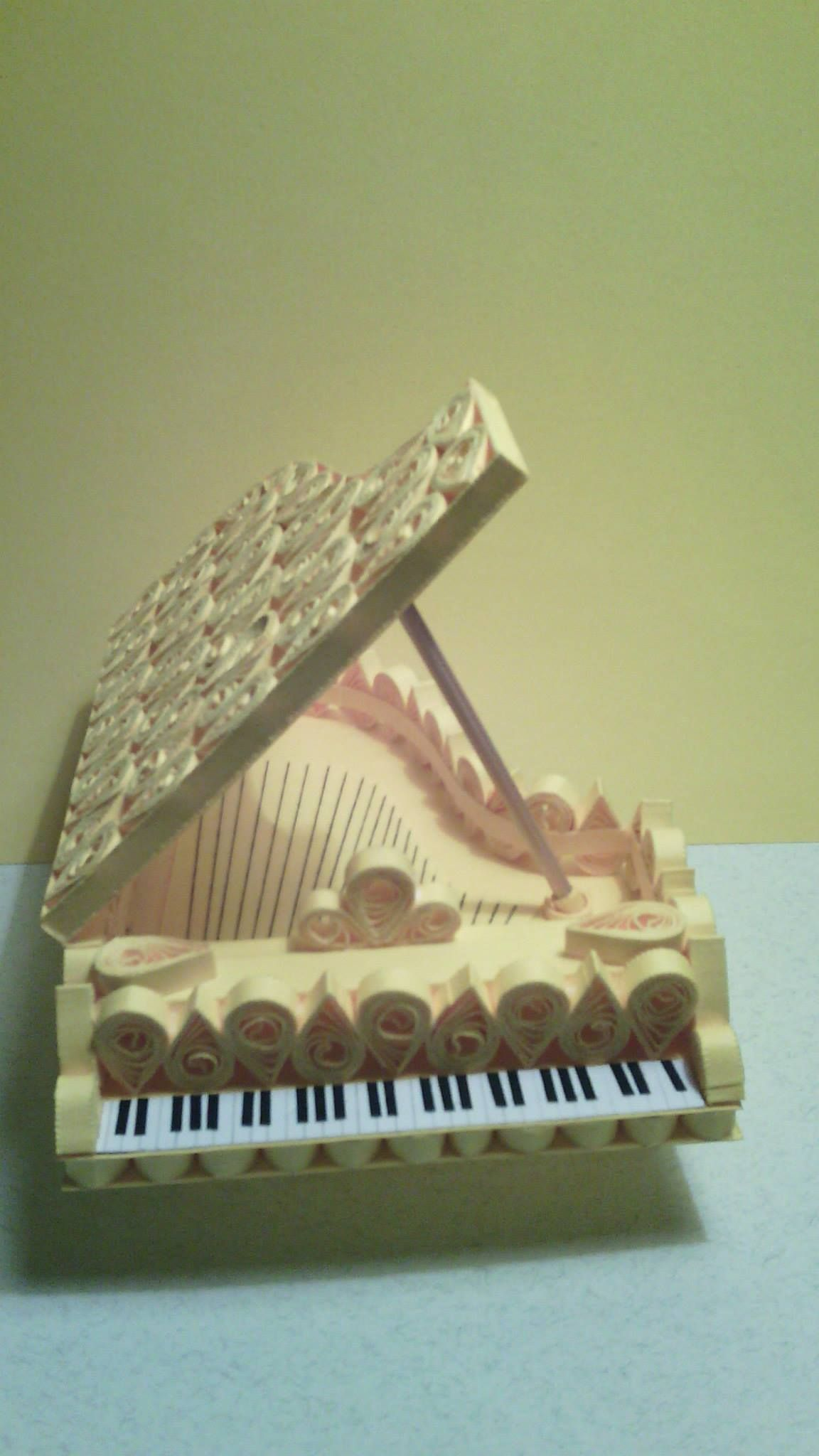 Quilling by Dragan Piano